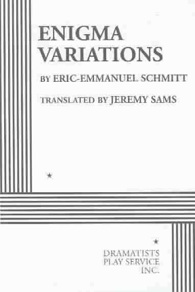 Enigma Variations By Schmitt, Eric-Emmanuel/ Sams, Jeremy (TRN)