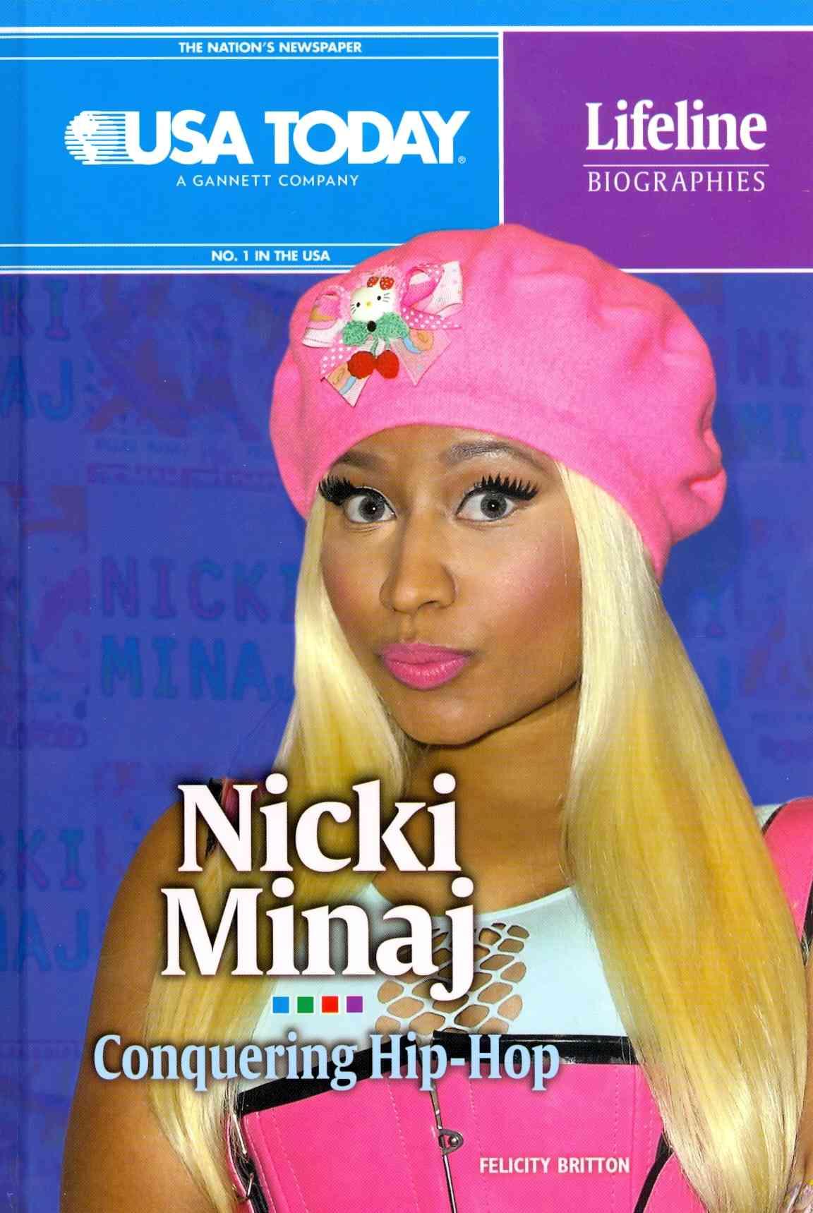 Nicki Minaj By Britton, Felicity